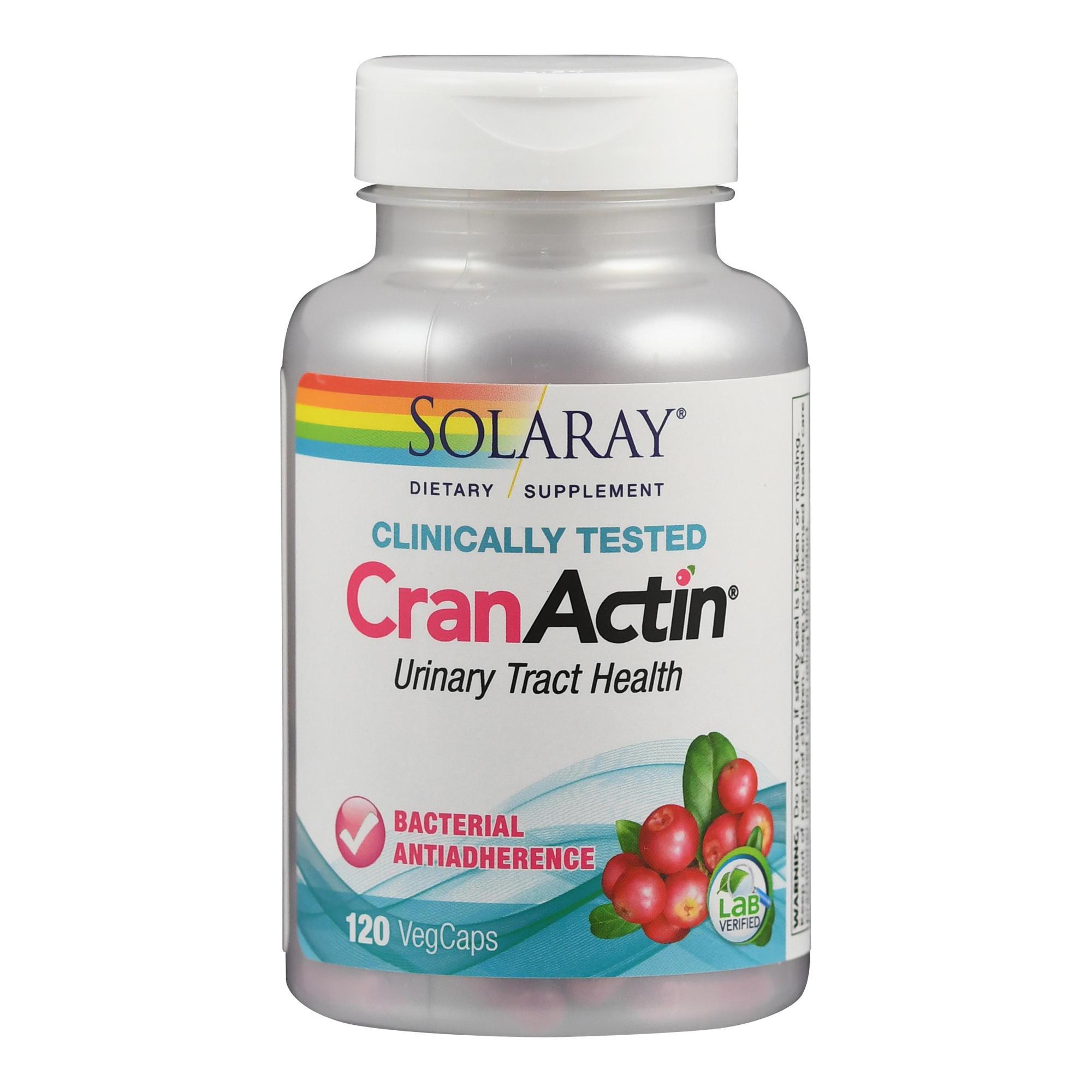Cranberry-Extrakt gegen Blaseninfektion