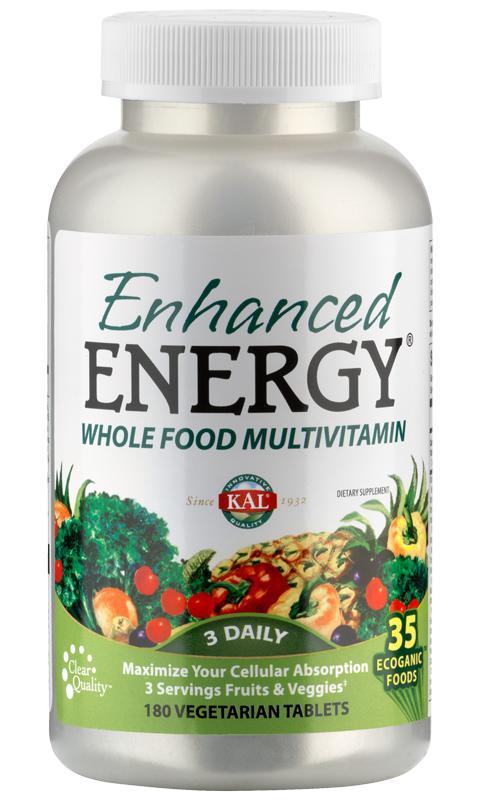 Enhanced Energy von KAL - Perfekte Grundversorgung für Erwachsene