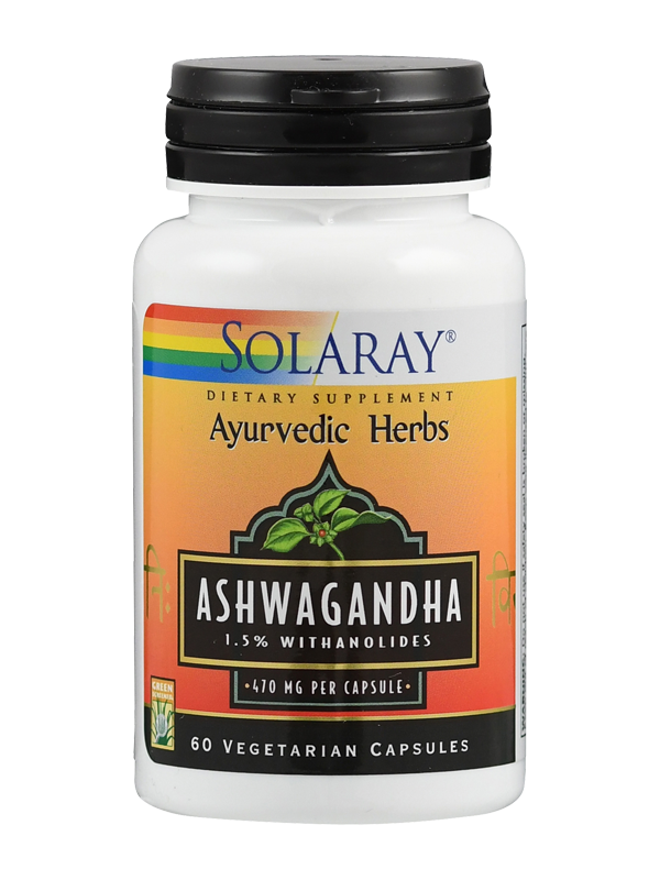 Ashwagandha Extrakt von Solaray