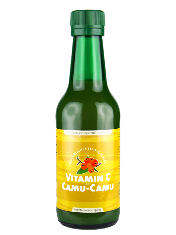 Liposomales Vitamin C aus Camu-Camu von Supplementa
