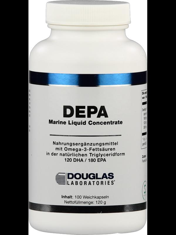 DEPA Marine Liquid Concentrate von Douglas Labs